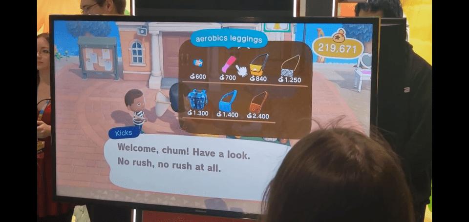 PAX East 2020 Animal Crossing New Horizons