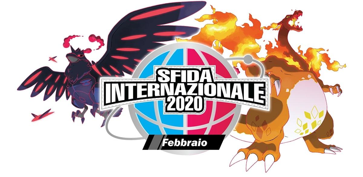 Parte la Sfida Internazionale di febbraio 2020 su Pokémon Spada e Scudo