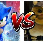 film Sonic VS Pikachu