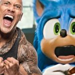 the rock sonic il film