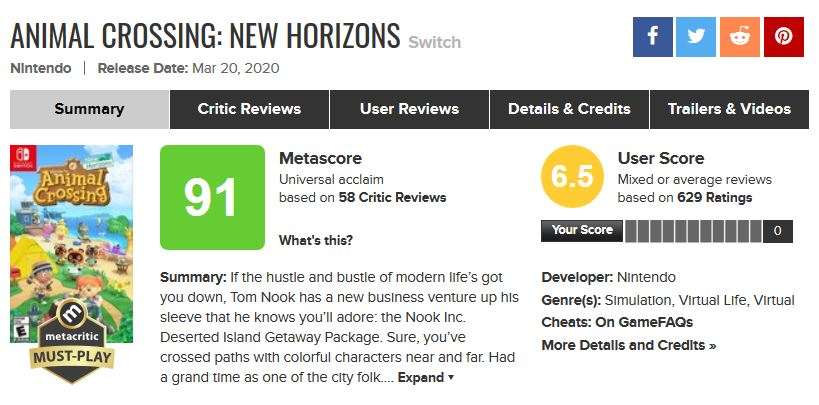 New Horizons review