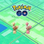 Buneary corona di fiori Pokémon GO