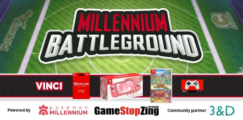 Millennium Battleground: vinci fantastici premi nel più grande torneo online GRATUITO italiano!