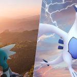 Lugia Cobalion Pokémon GO