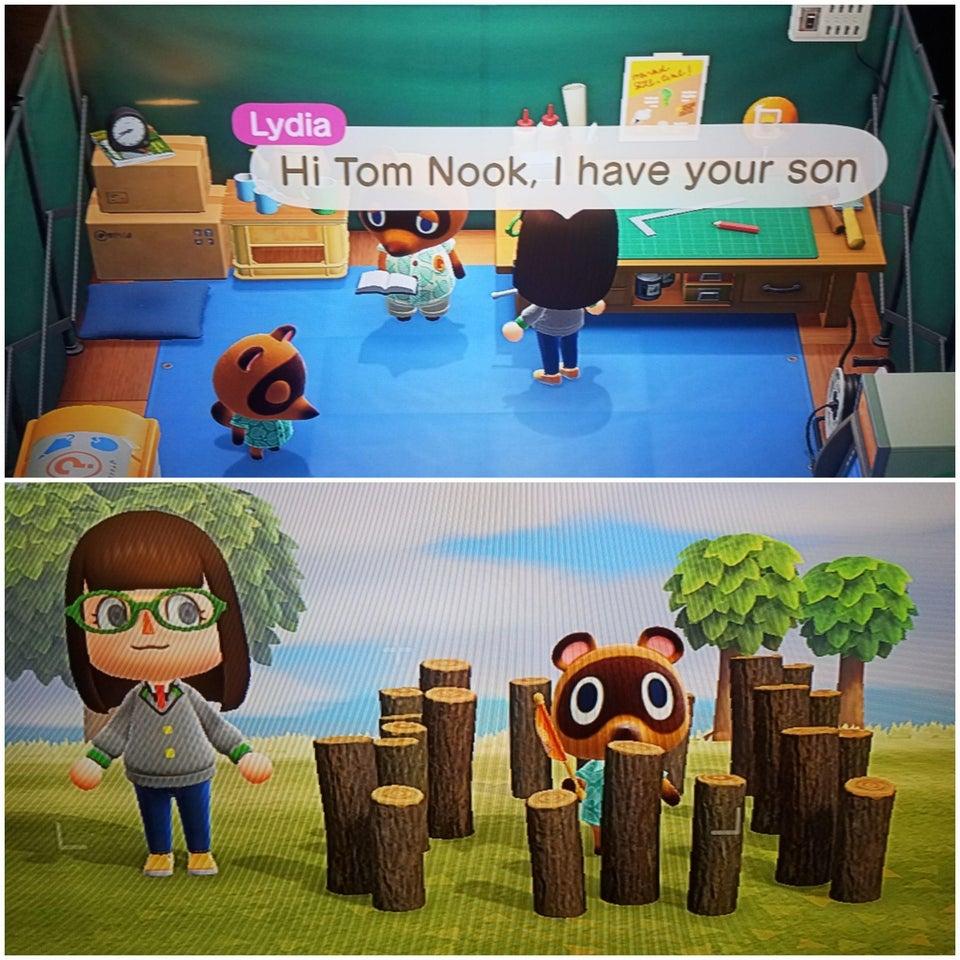 Marco Animal Crossing: New Horizons