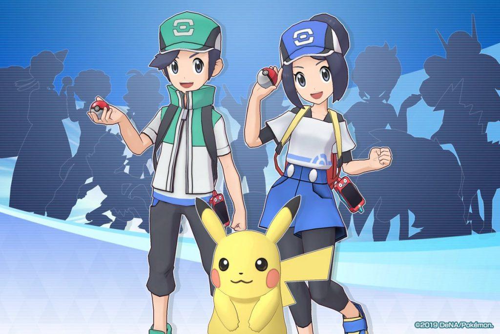 Nuove Unità in arrivo su Pokémon Masters.