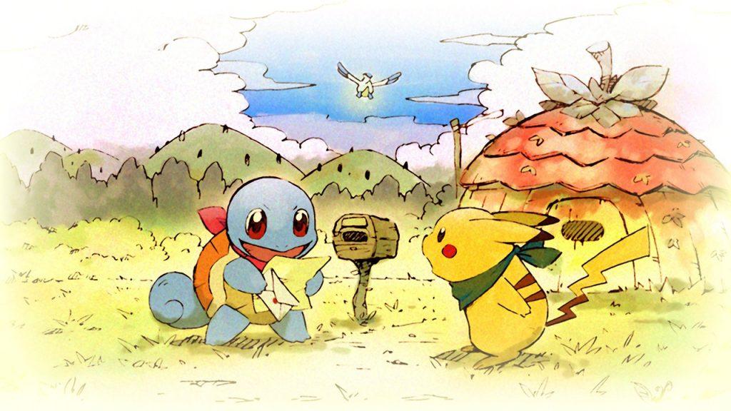 #iorestoacasa e soccorro il mondo con Pokémon Mystery Dungeon