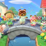 Animal Crossing ponti