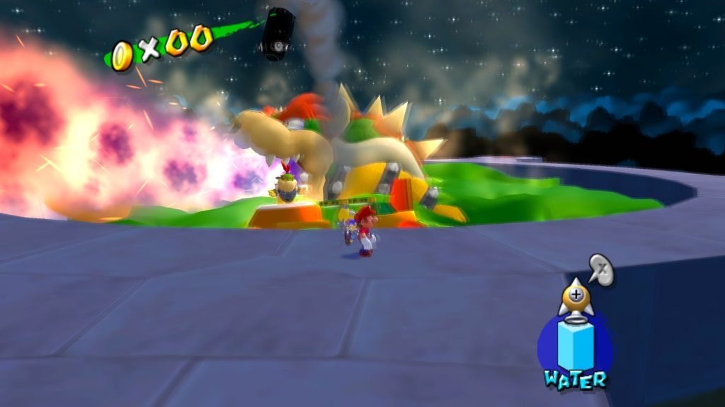 Bowser in Super Mario Sunshine