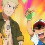 Ash contro Lt.Surge serie animata Pokémon