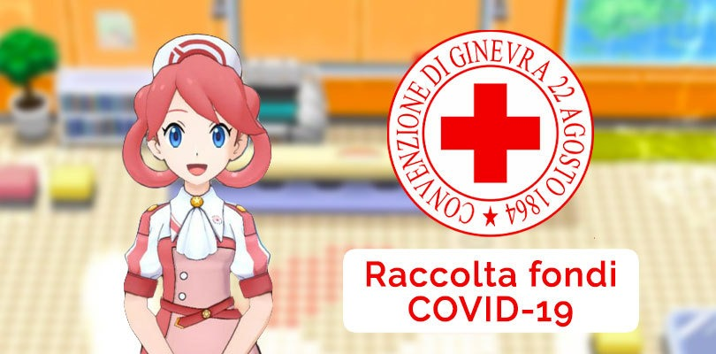 Coronavirus: sostieni la Croce Rossa Italiana