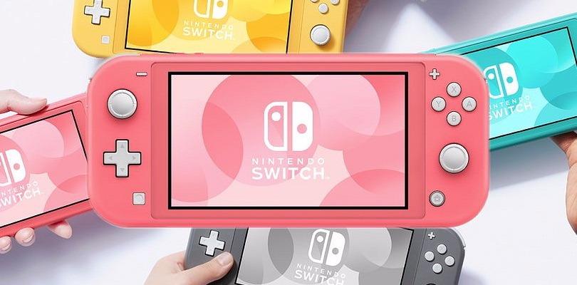 Nintendo Switch Lite corallo arriverà anche in Europa: ecco la data di uscita