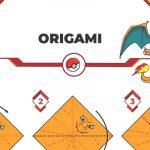 origami Pokémon
