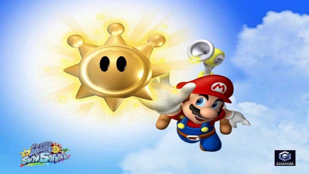 remaster Super Mario