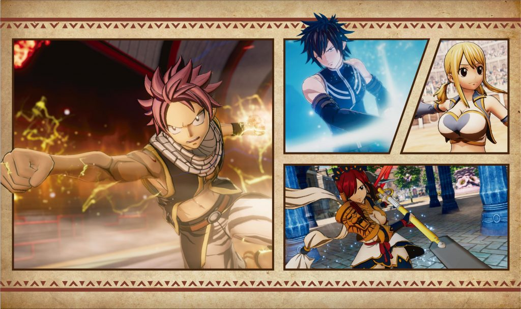 Koei Tecmo Fairy Tail