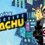 Graphic Novel Detective Pikachu
