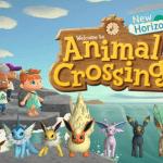 Evoluzioni di Eevee su Animal Crossing: New Horizons