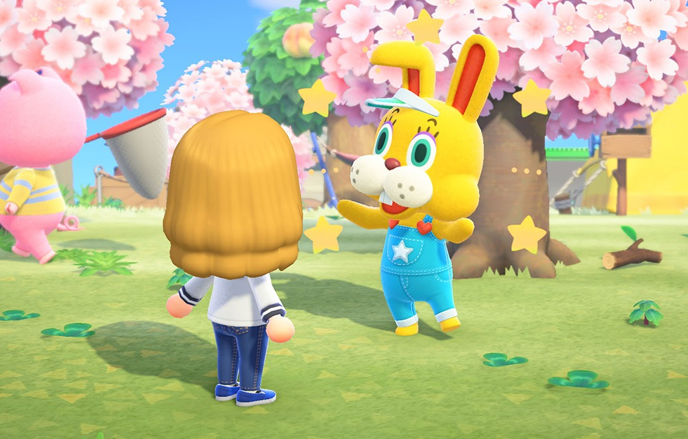Animal Crossing patch