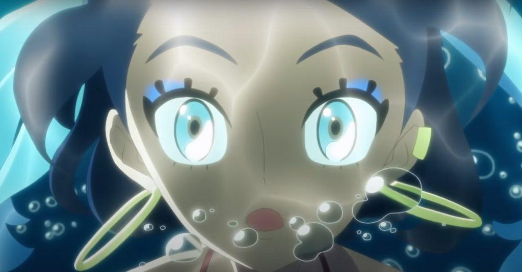 """Pokémon """"Ali del Crepuscolo"""" celebra Azzurra nella sua quarta puntata."""