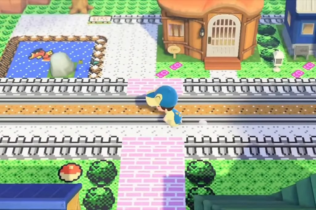 Regione Pokémon di Johto in Animal Crossing: New Horizons