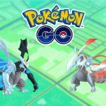 Kyurem Bianco e Kyurem Nero su Pokémon GO