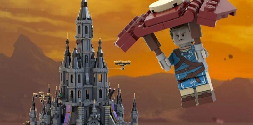 I fan immaginano il prototipo del LEGO di The Legend of Zelda: Breath of the Wild