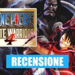 One Piece Pirate Warriors 4 recensione