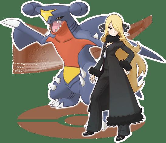 Unità Camilla e Garchomp