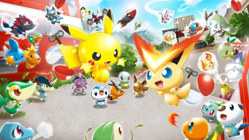 Pokémon Rumble Rush eventi