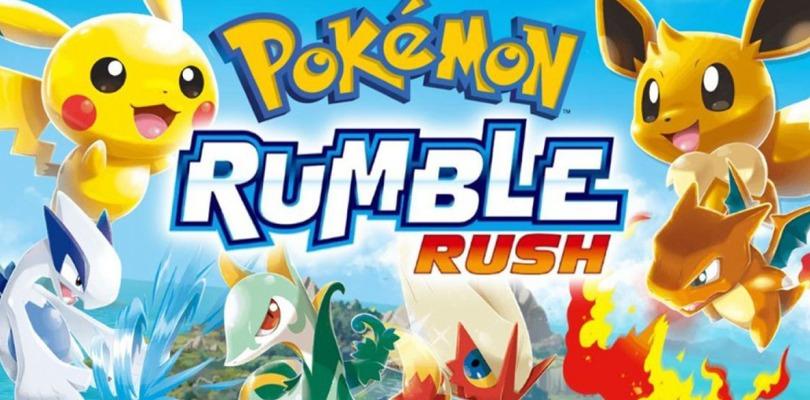 Pokémon Rumble Rush: l'aggiornamento finale permette di catturare tutti i Pokémon