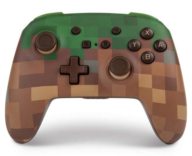 Pro Controller Minecraft