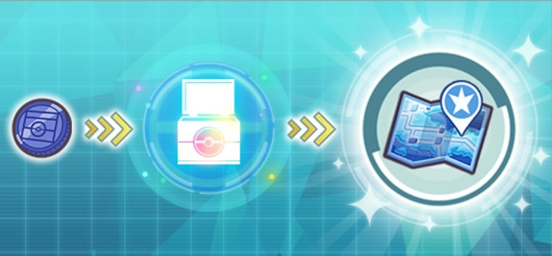 L'Evento leggendario di Ho-Oh introduce la funzionalità della Scrignocerca.