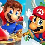 Super Mario Odyssey mod