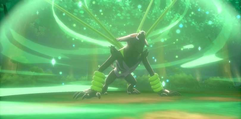 Trapelate nuove mosse dal datamining di Pokémon HOME