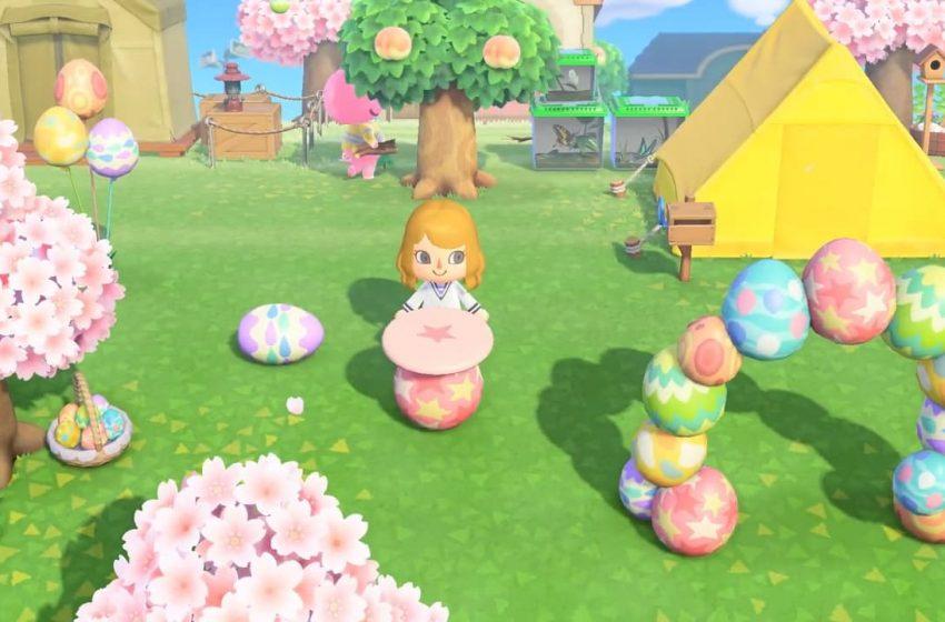 palloncini in Animal Crossing