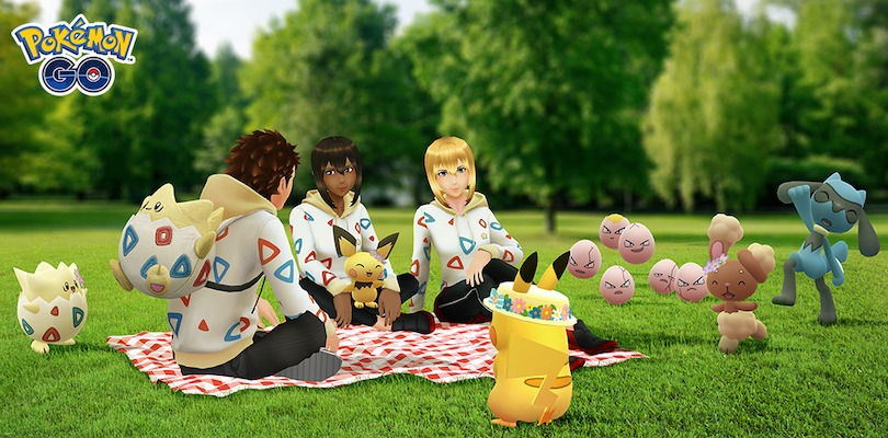 evento Primavera 2020 Pokémon GO