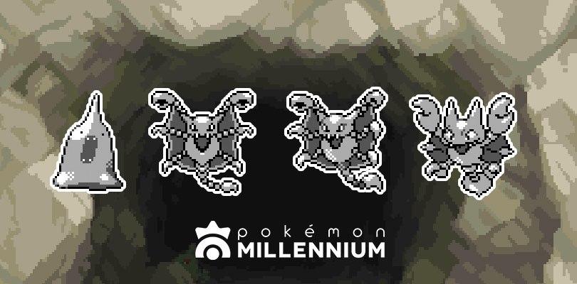 beta coreana Pokémon Oro Argento design gligar