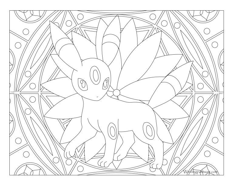 Disegni Da Colorare Di Pokemon.Centinaia Di Disegni Pokemon Da Colorare Per Passare Il Tempo Pokemon Millennium