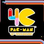 40° anniversario Pac-Man
