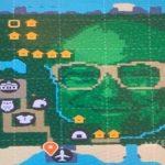Isola di Animal Crossing: New Horizons trasformata nel volto di Danny DeVito