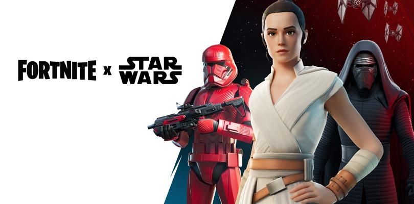 Fortnite: tornano le skin e gli oggetti dedicati a Star Wars