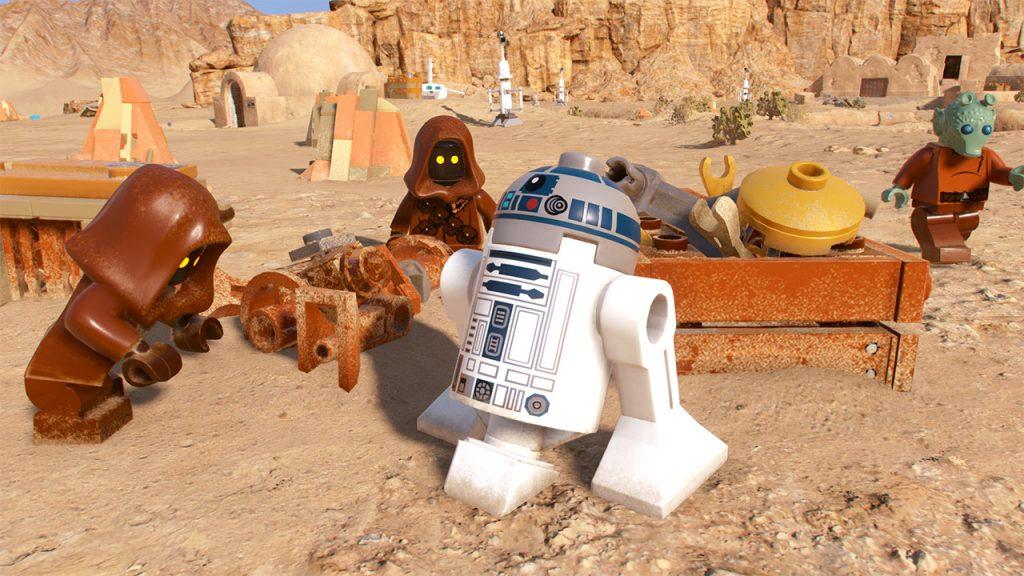 LEGO The Skywalker Saga