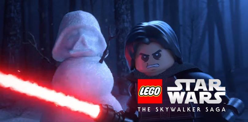 Ci saranno circa 500 personaggi in LEGO Star Wars: The Skywalker Saga