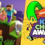 Minecraft Kids' Choice Awards 2020