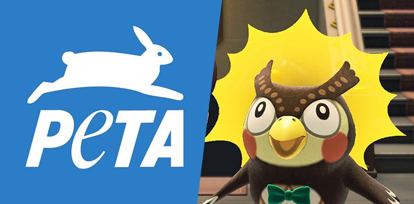 PETA protesta contro il museo di Blatero in Animal Crossing: New Horizons