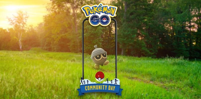 Seedot Pokémon GO Community Day