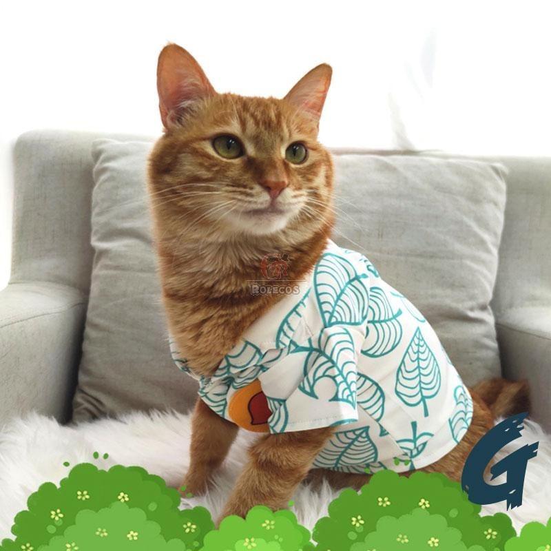 Tom Nook gatto