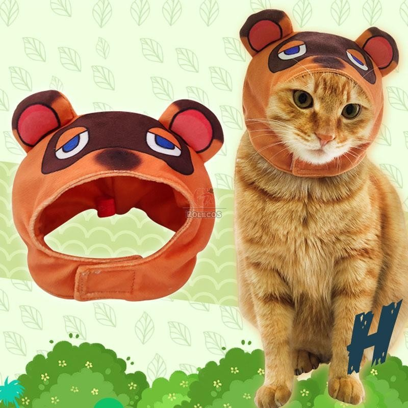 Tom Nook gatto