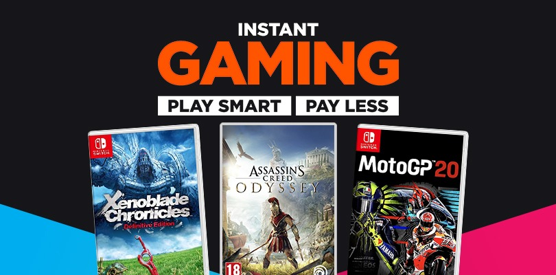 Xenoblade Chronicles, MotoGP 20 e altre offerte su Instant Gaming
