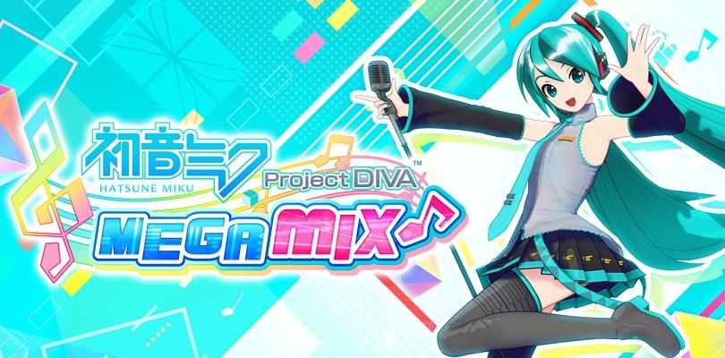 Hatsune Miku: Project DIVA Mega Mix, Recensione: Nintendo Switch è il nuovo palco dei Vocaloid